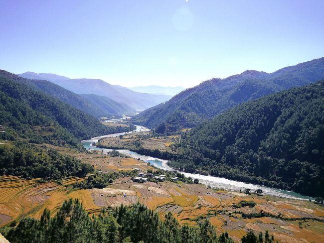 """Punakha valley"""