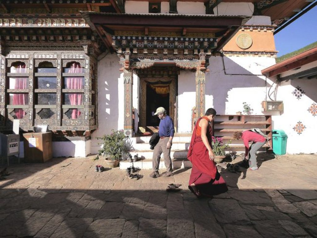 Fertility temple Chimi Lhakhang