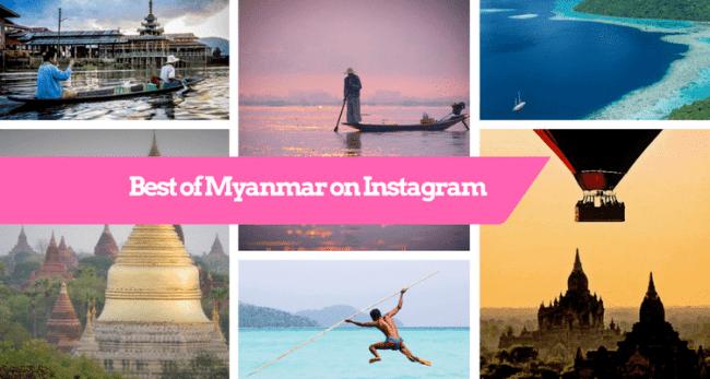 Instagram Myanmar
