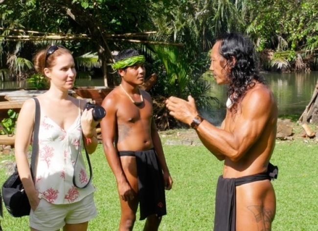 """""""Talking with a Chamorro Master"""""""