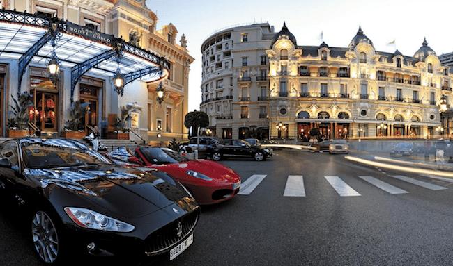 """""""Hotel de Paris Monte Carlo"""""""