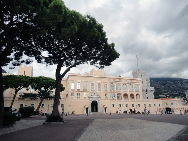 """Royal Palace Monaco"""
