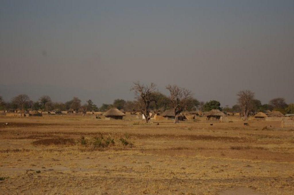 Mangochi a village between Lilongwe and Blantyre