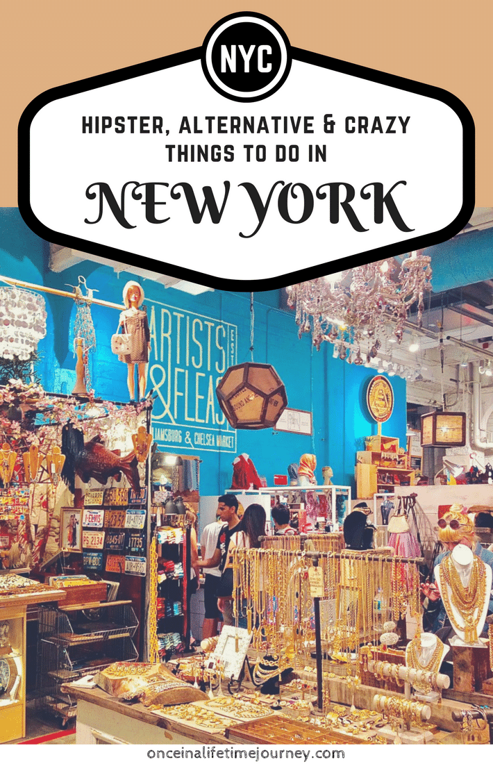 17 hipster alternative and crazy things to do in new york for Romantic things to do in nyc winter