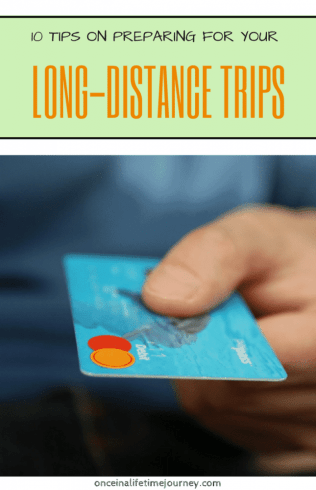 long-distance trips