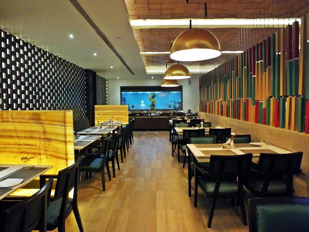Restaurant in Abu Dhabi