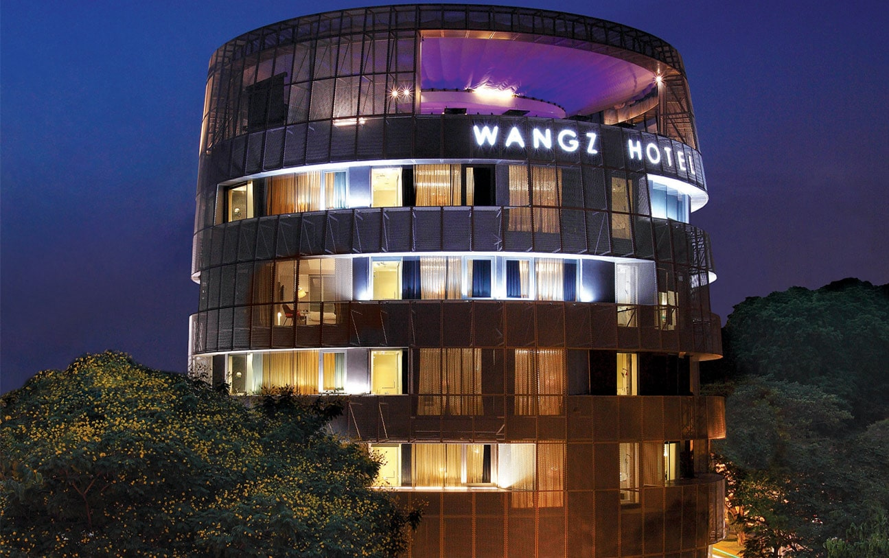 The Wangz Hotel is one of the luxury boutique hotels in Singapore