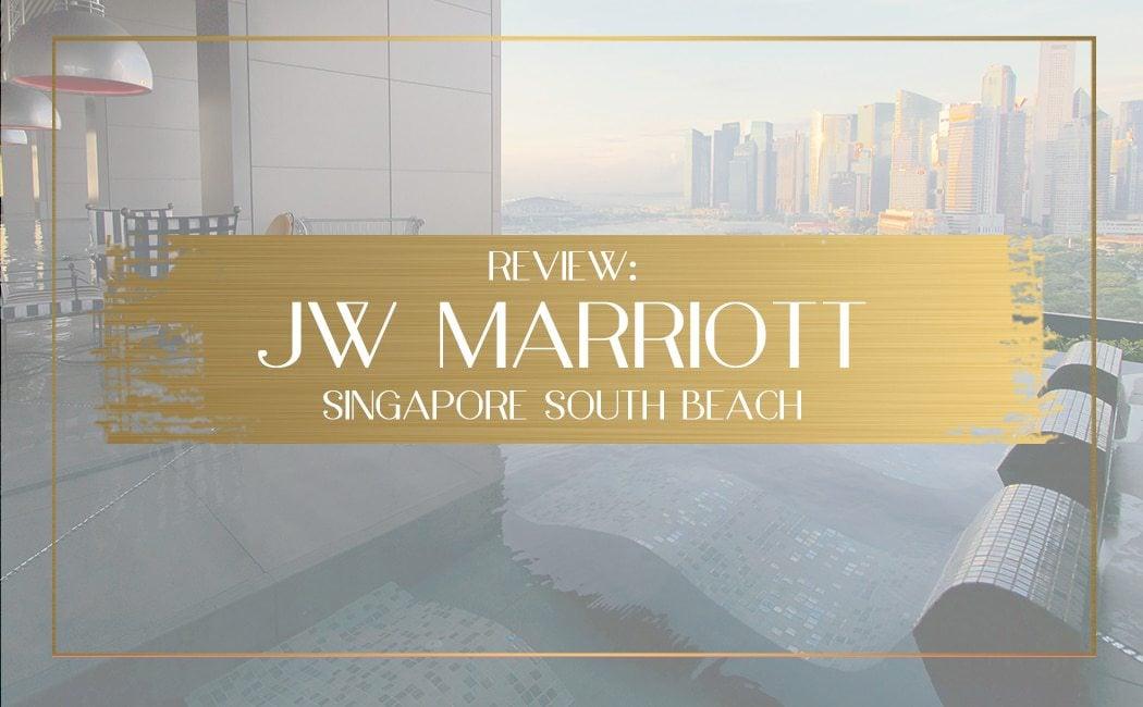 Marriott Singapore South Beach