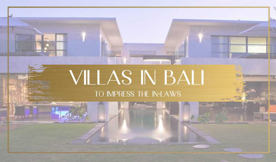 Villas in Bali Main