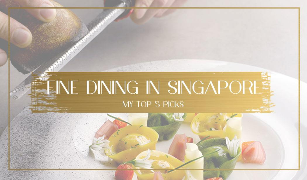 fine dining in singapore main