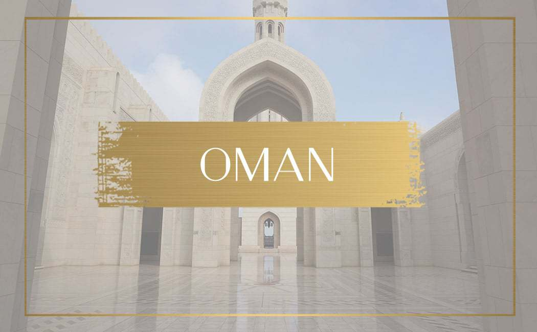 destination oman