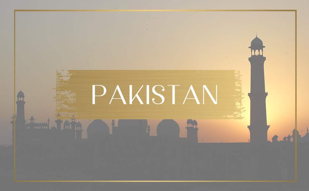 Destination Pakistan