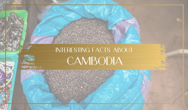 Facts about Cambodia Main