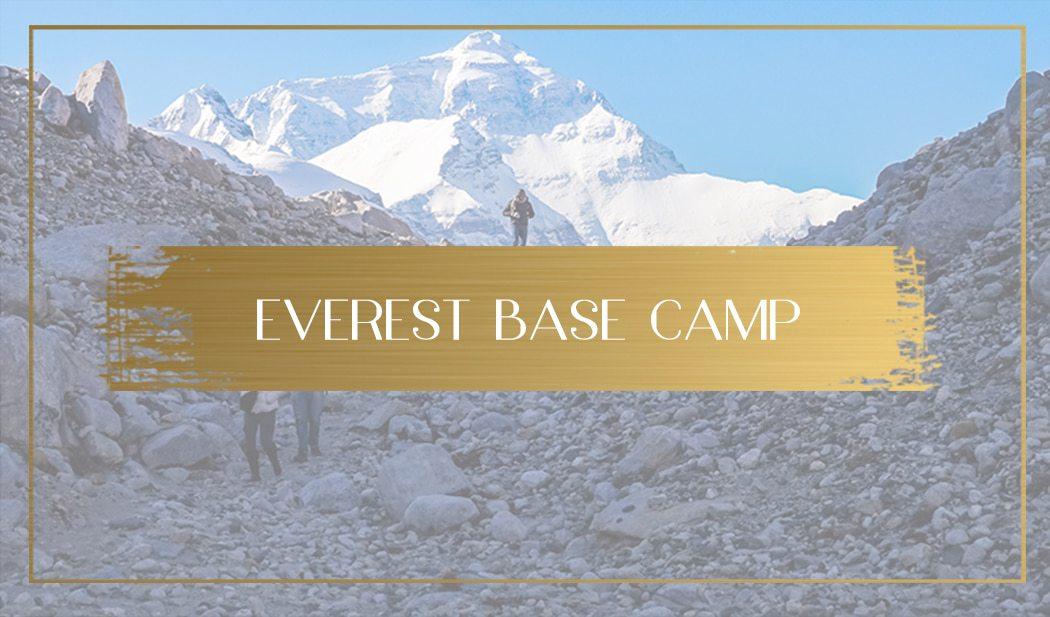 Everest Base Camp Main