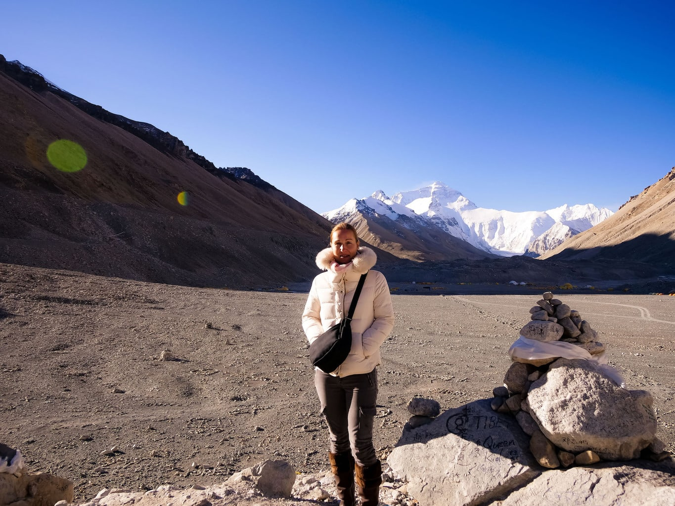 Everest base camp