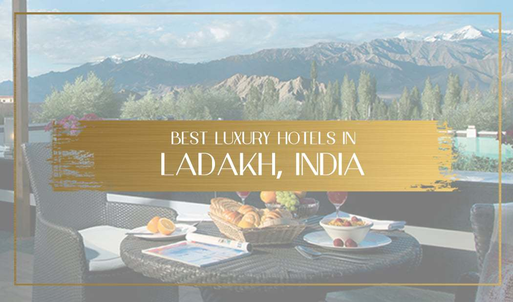 resorts in Ladakh Main
