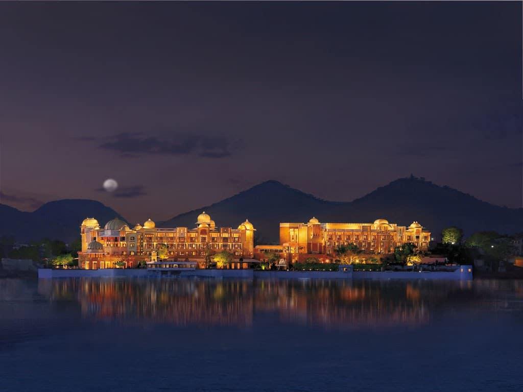 best luxury hotels in udaipur