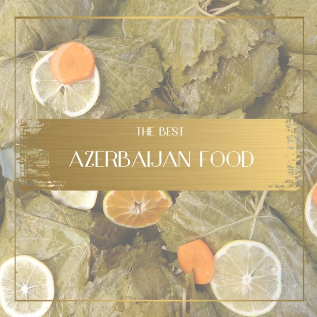Azerbaijan food Feature