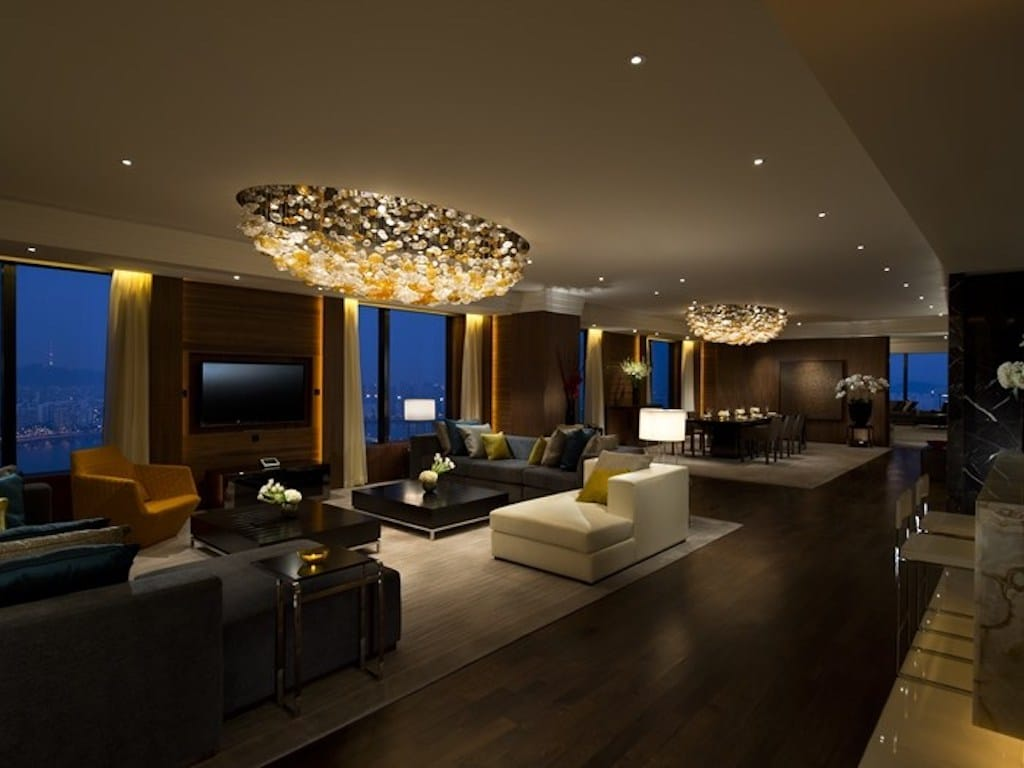 Best luxury hotels in seoul south korea for your dose of for Design hotel seoul