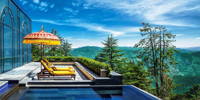 Wildflower Hall, Shimla in the Himalayas