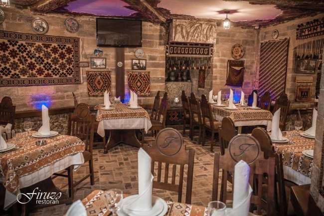 Best Azeri Restaurant Baku