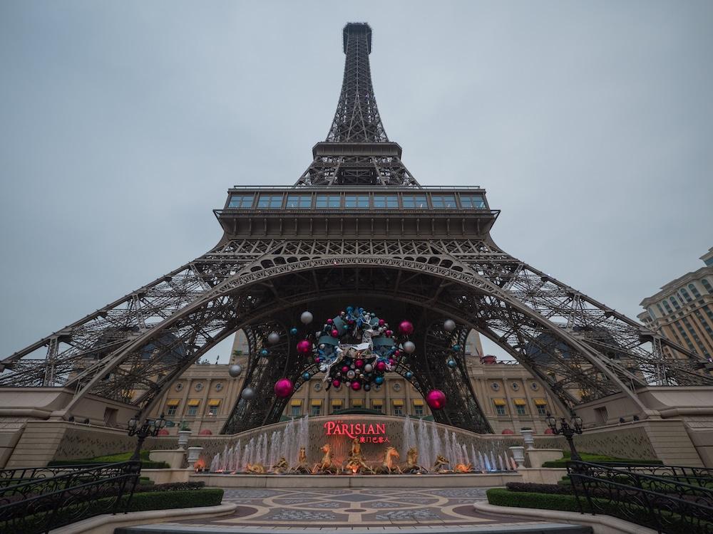"""""""The Parisian Eiffel Tower Macau"""""""