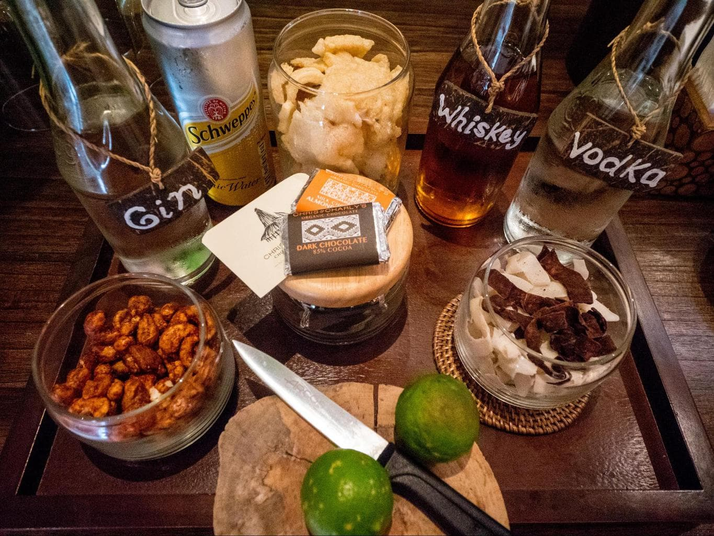 Nihi Sumba Hotel review, Food choice