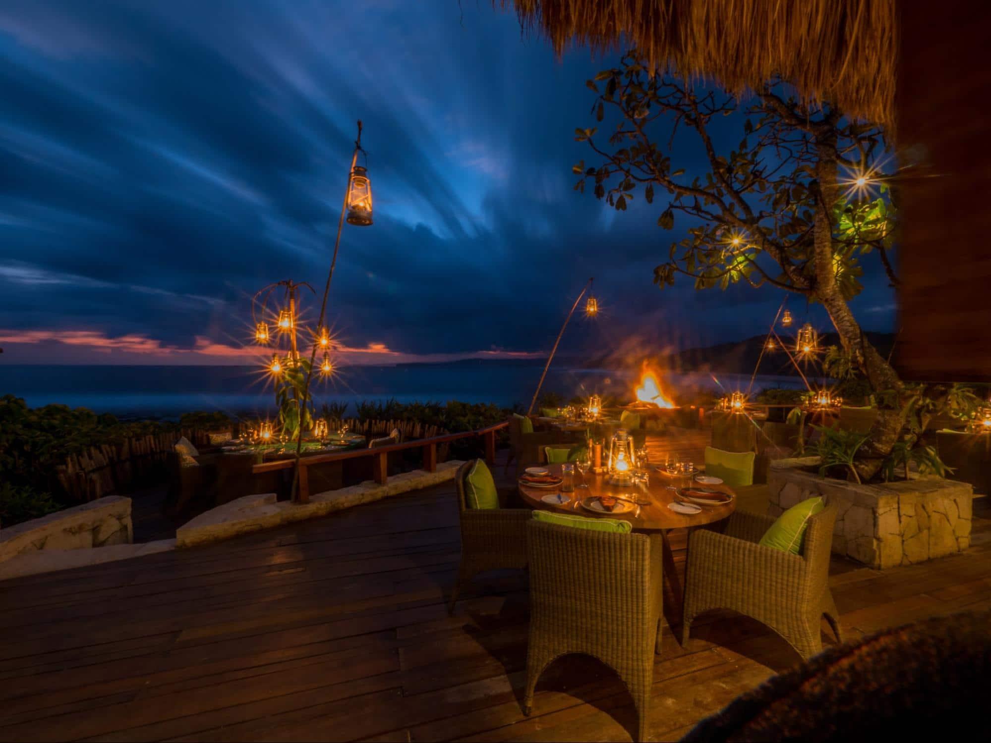 Nihi Sumba Hotel review, Gorgeous Sunset