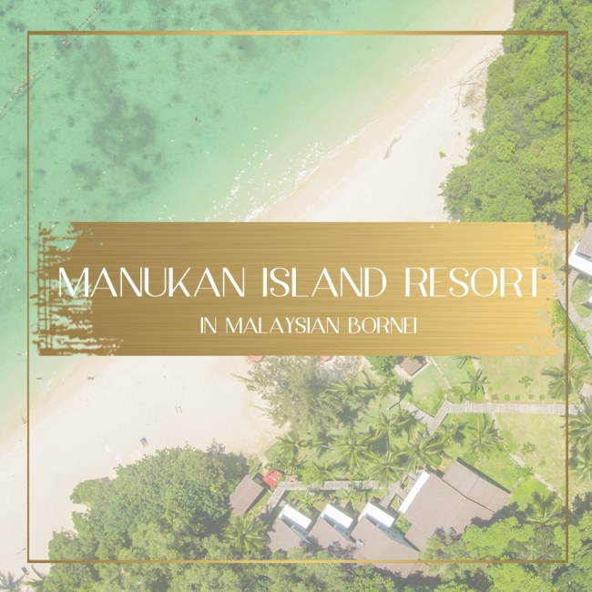 manukan island resort feature