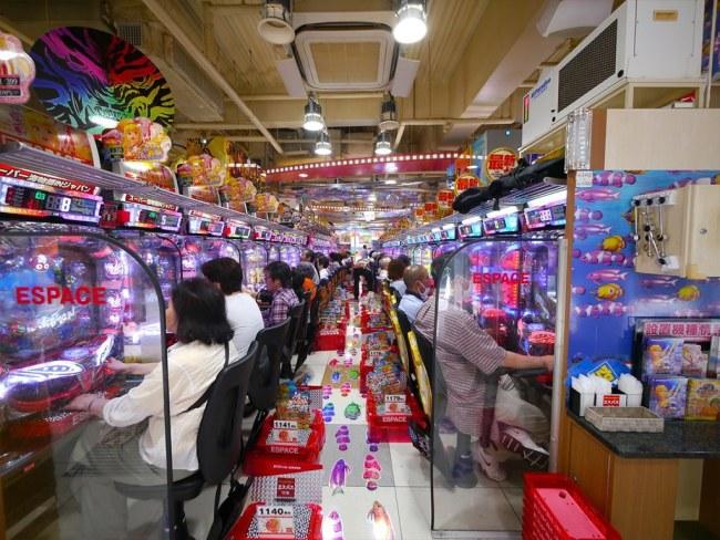 best of Tokyo pachinko