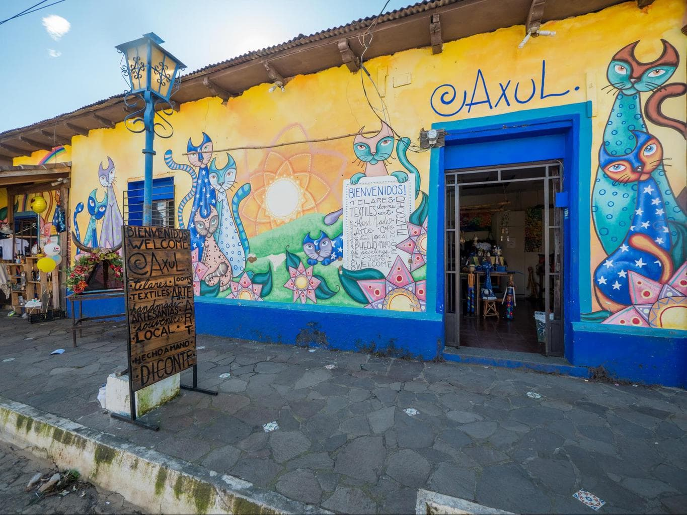 Axul in El Salvador