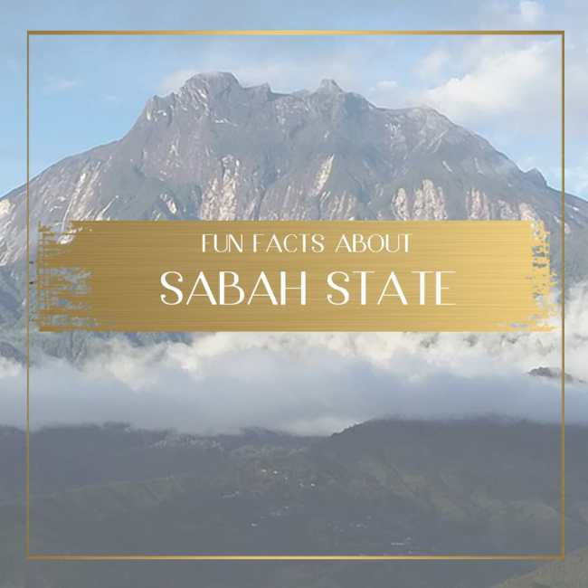 Facts About Sabah Feature