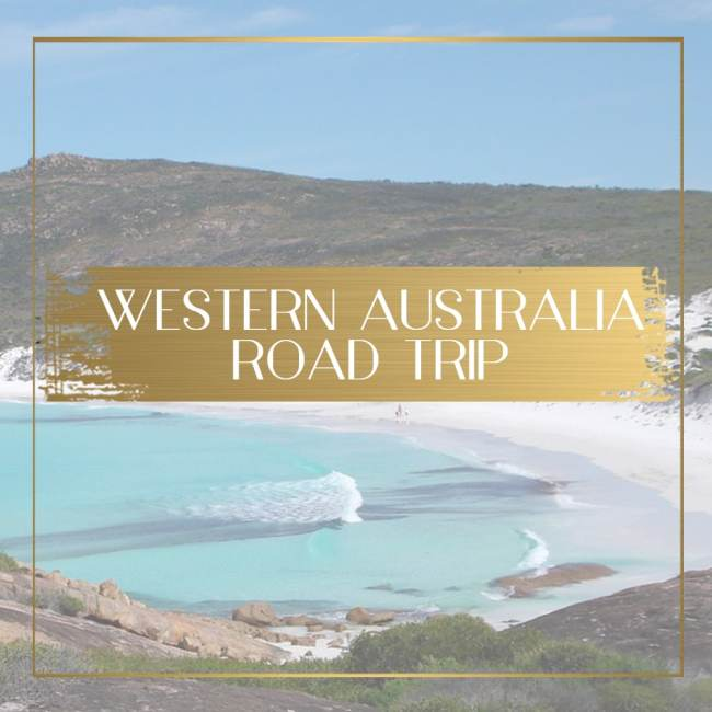 Luxury Western Australia Road Trip Main