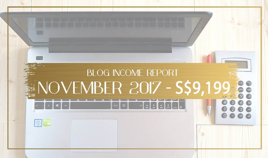 Blog income report November 2017 main