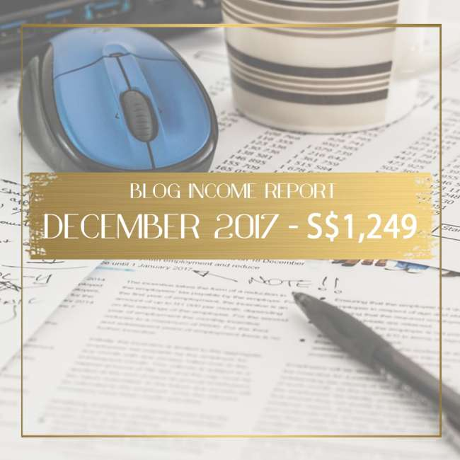 Blog income report December 2017 feature