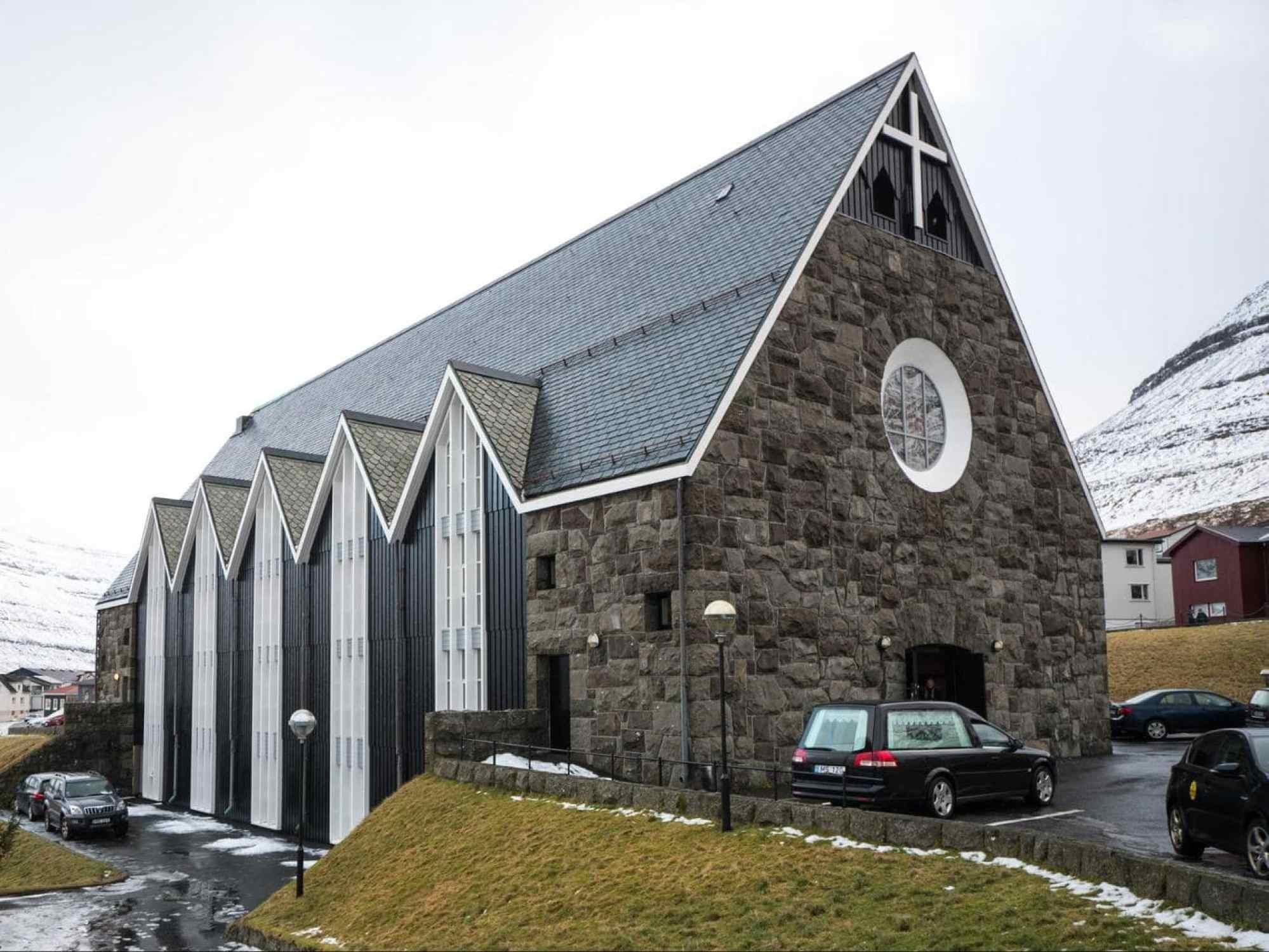 Klaksvík Church