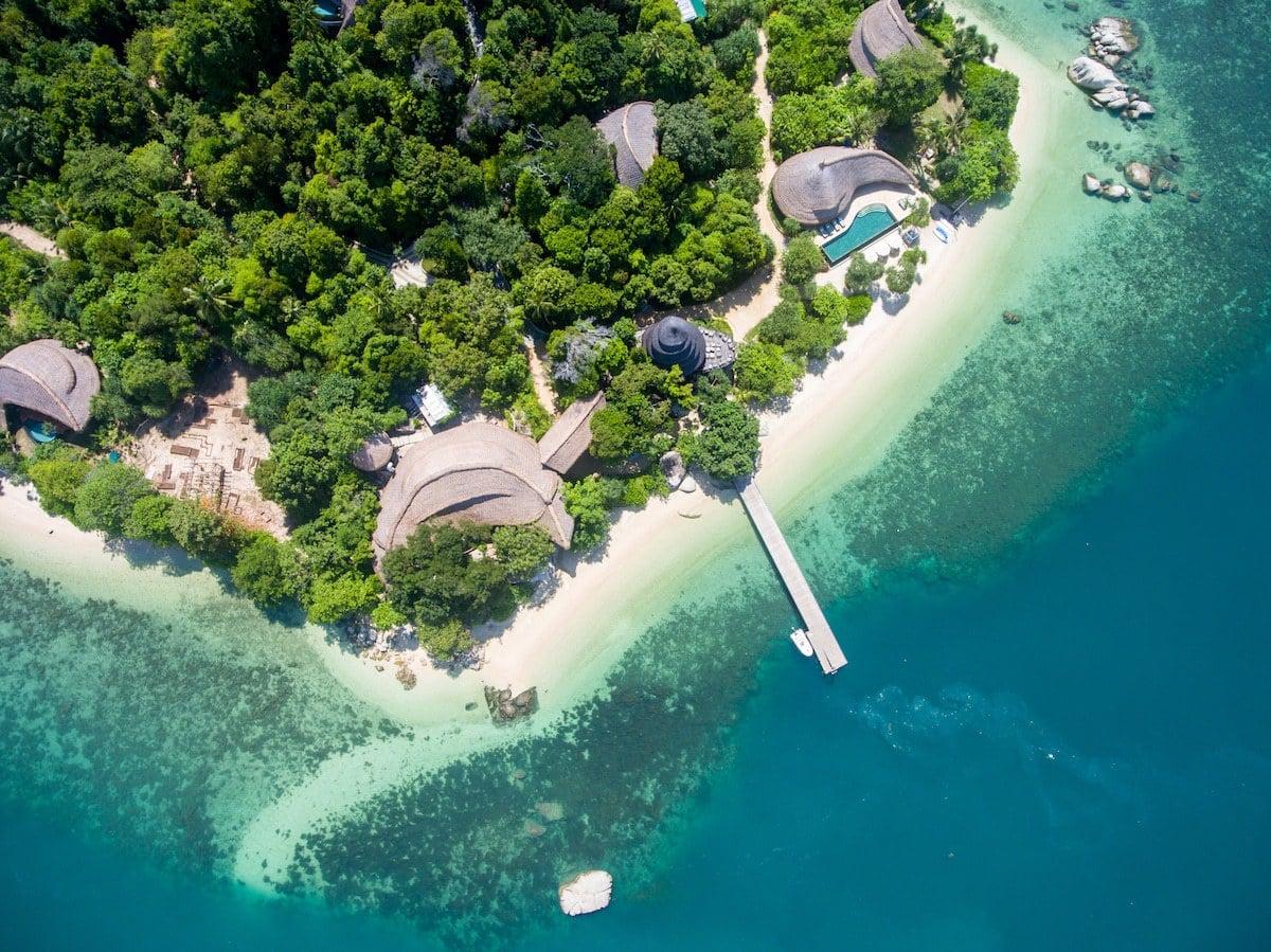 Review of Cempedak Private Island