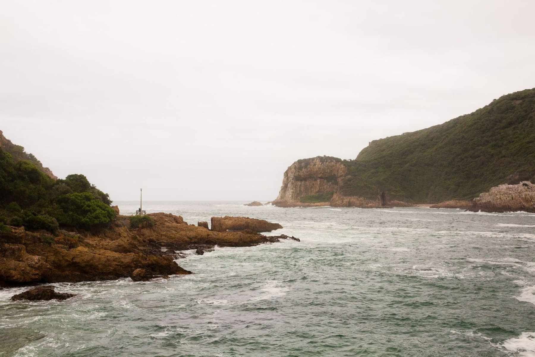 View of the West Head in Knysna