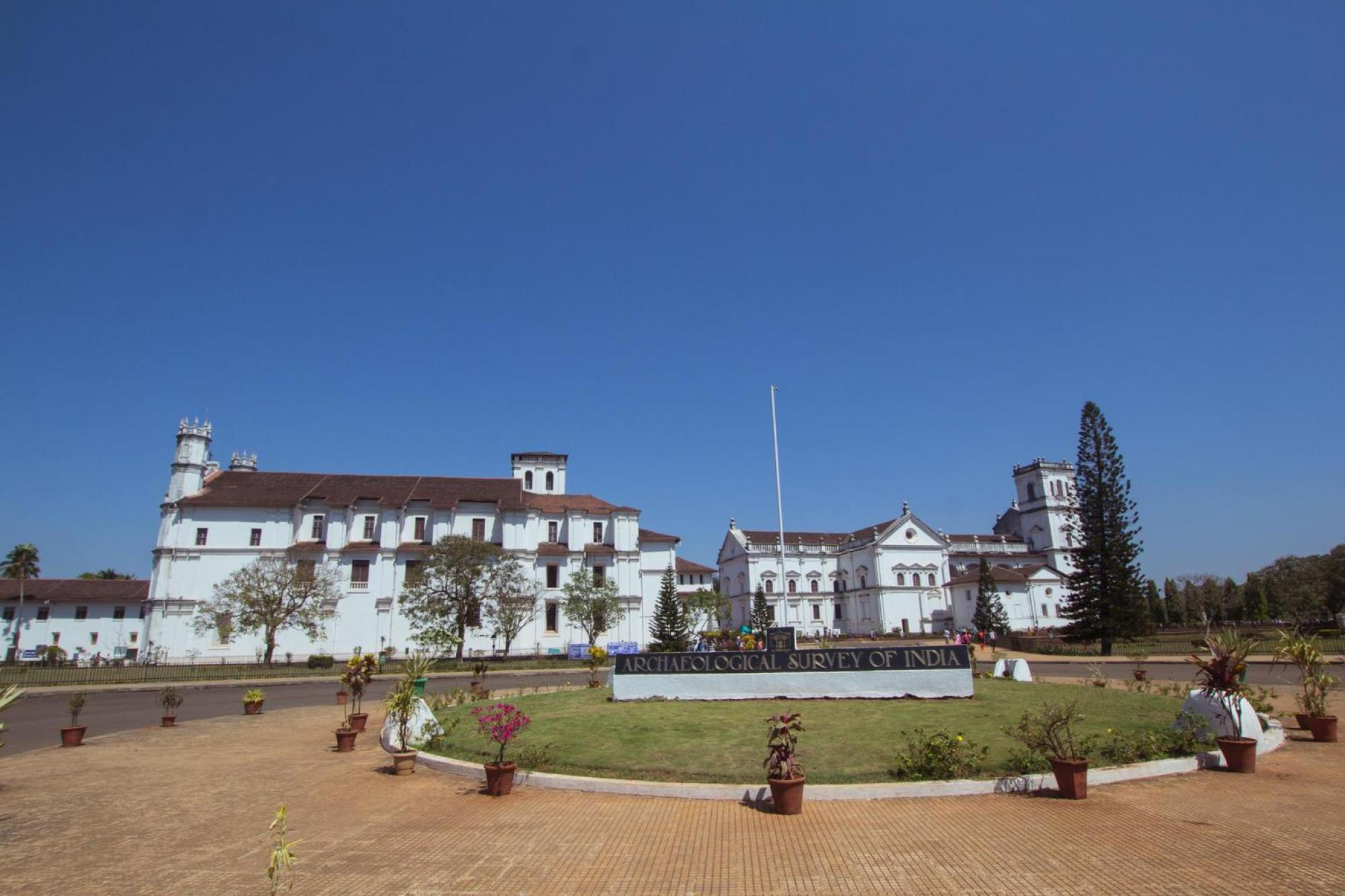 Goa Cathedral Se. Photo by Jinson Abraham (@JinsonAbraham) for the Ministry of Tourism and Government of India