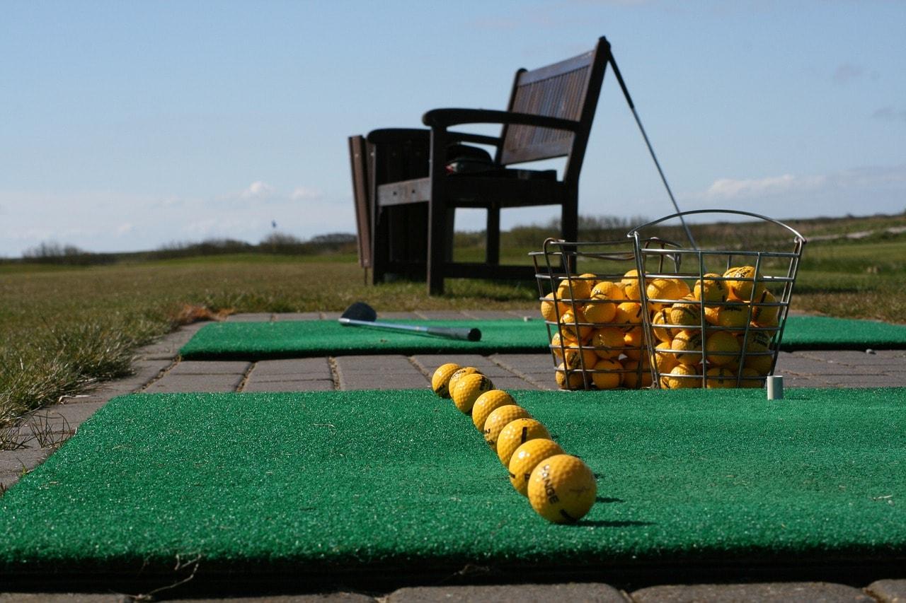 Golfing Builds Discipline