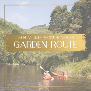 Guide to the Garden Route Feature