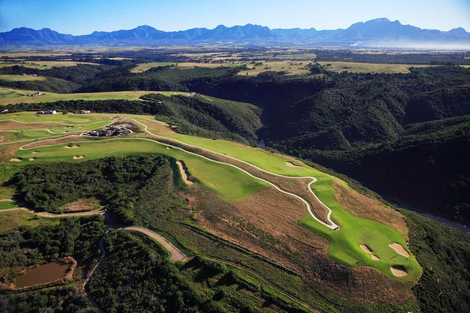 Oubaai Golf Estate in Herold's Bay