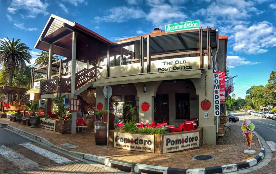 Pomodoro Restaurant in the Wilderness