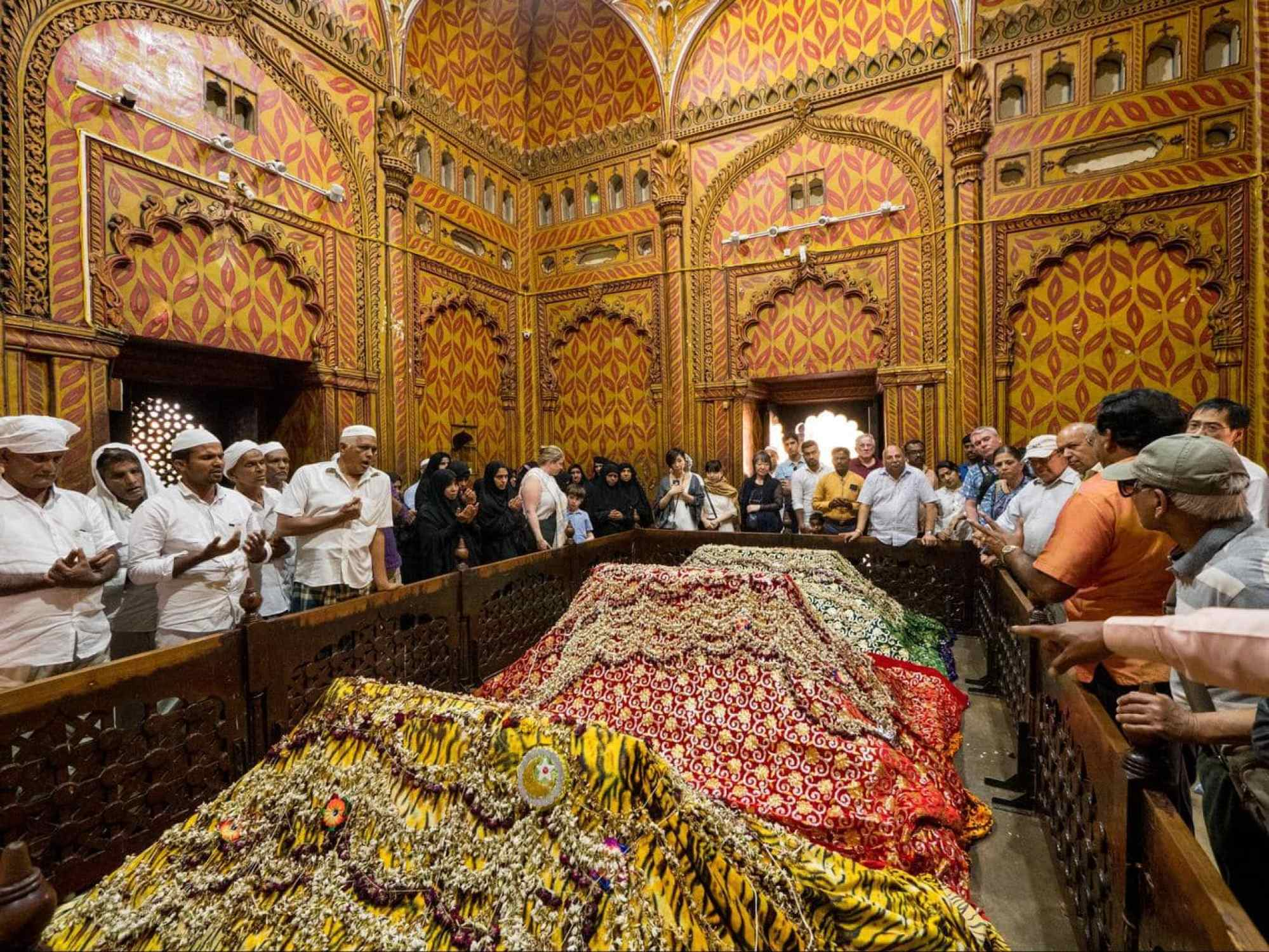 Tipu Sultan's tomb