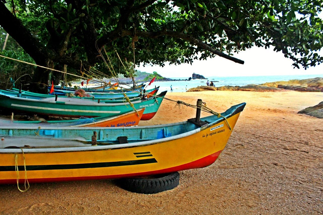 Beaches of Gokarna