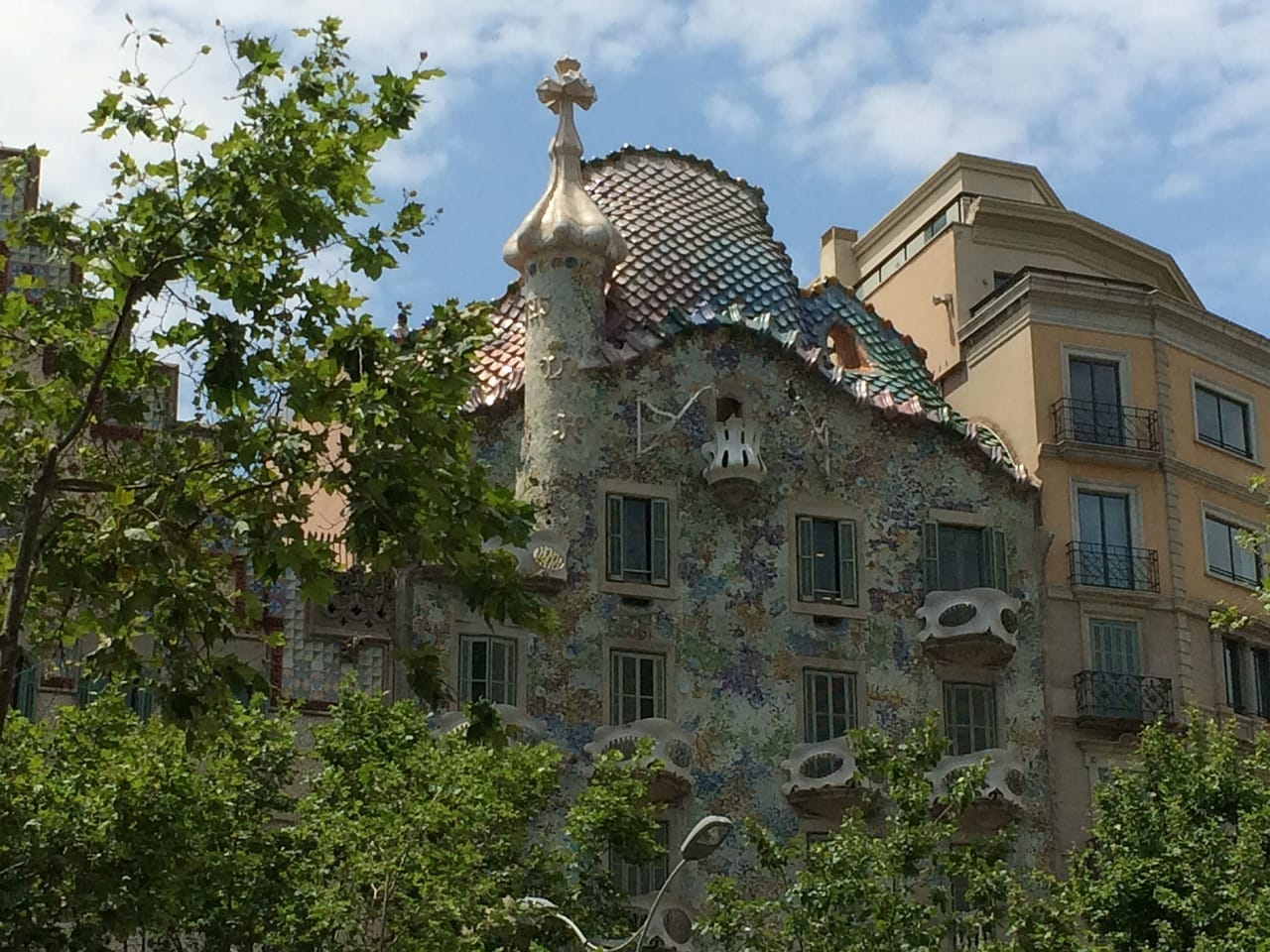 Casa Ametller on a one day in Barcelona tour