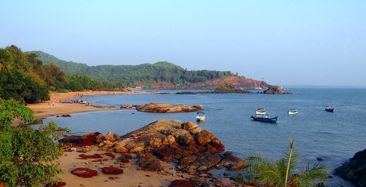 Om Beach in Gokarna