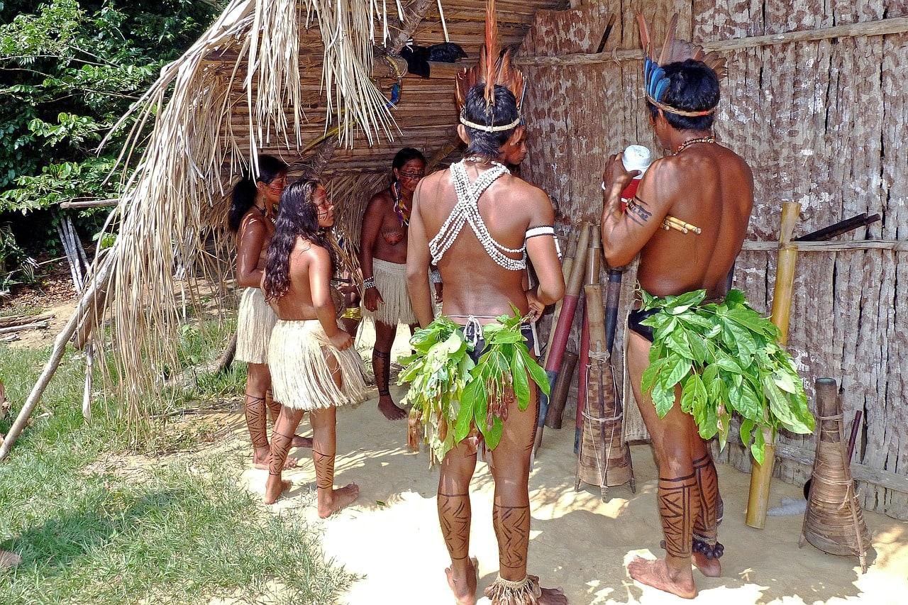 Amazon tribe
