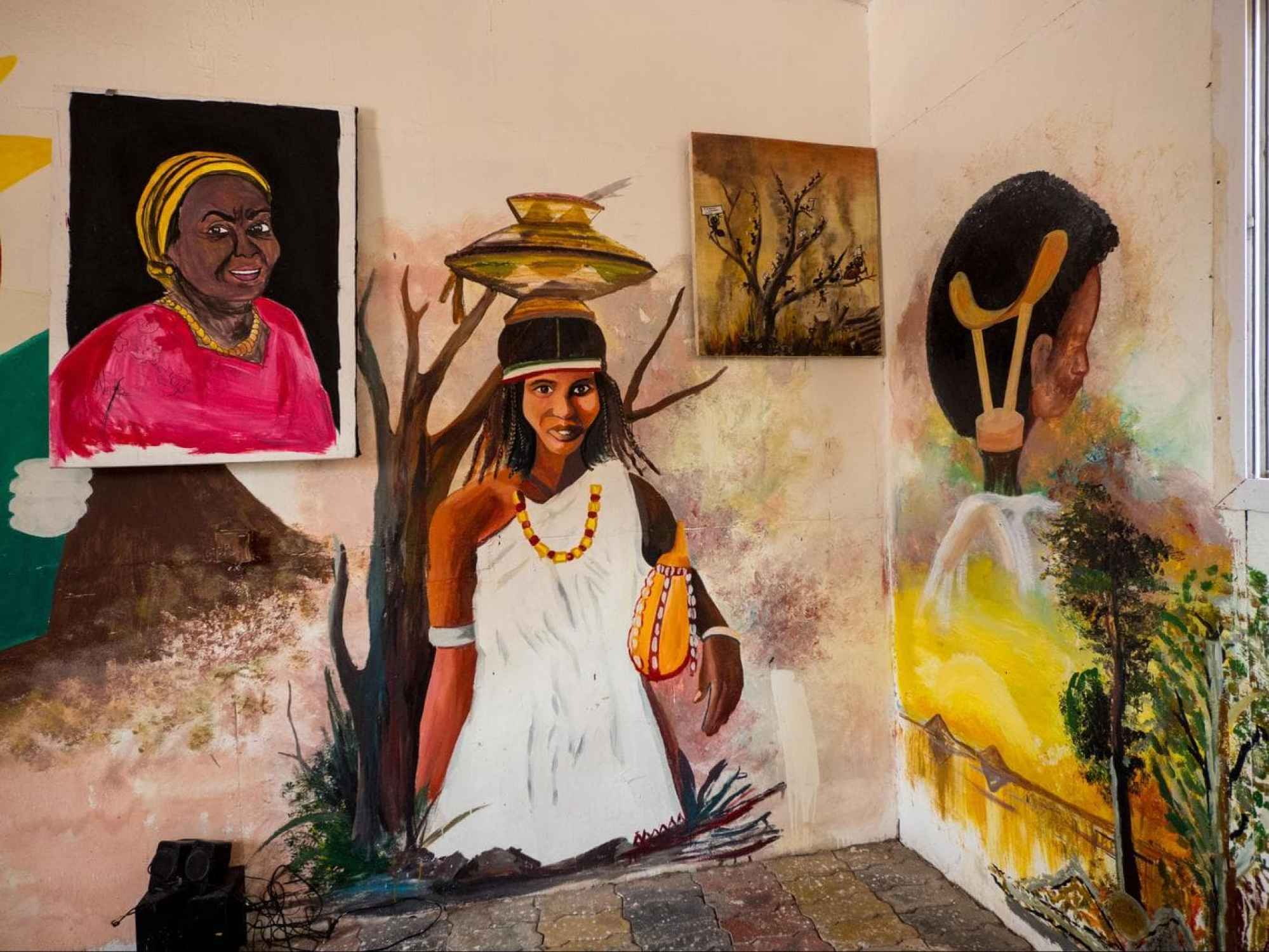 Hargeisa Cultural Center gallery