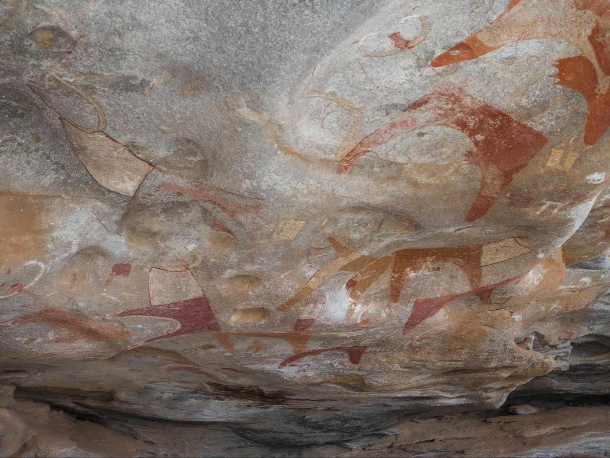 Paintings of Las Geel